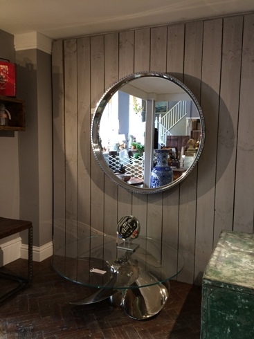 Mirror&CoffeeTable