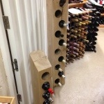 2 wine racks for sale in Sherston Wine Shop