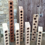 2nd batch of Oak Wine Racks