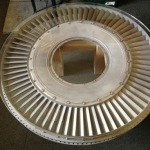Engine Part Coffee Table